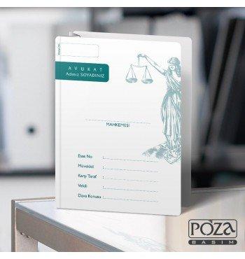 Avukat Büro Dosyası P600