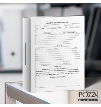 Avukat Büro Dosyası P606